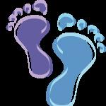 clinica podología tenerife sur logo